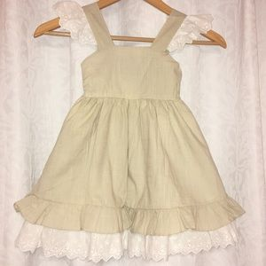 🍂COUNTRY COUTURE (6/12M) EUC gorgeous dress🍂